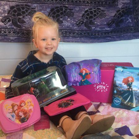 Pley.com – Disney Princess Unboxing