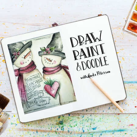 Draw, Paint & Doodle Class