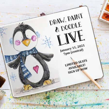 Draw, Paint & Doodle